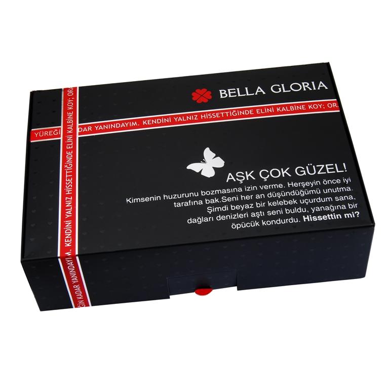 Bella Gloria Sevgililer Günü hediye Kutusu
